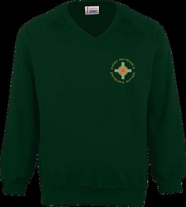 St Macnissis PrimarySchool Sweatshirt