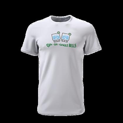 Gin Gingle Bells T-Shirt