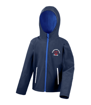 Roddensvale School Hooded Soft-shell