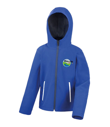 Riverside School Hooded Soft-shell