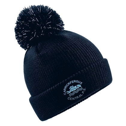 Carrickfergus Central Primary Kids ReflectiveBeanie
