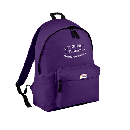 Loughview Integrated School Backpack