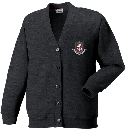 Carrickfergus Model Primary Knitted Cardigan