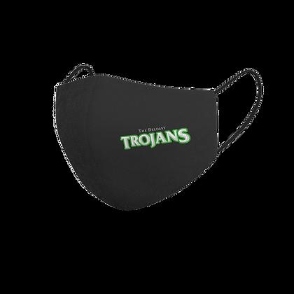 Belfast Trojans Mask - Child Size