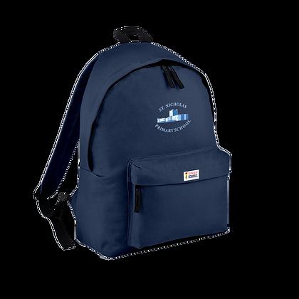 St Nicholas Primary School Backpack