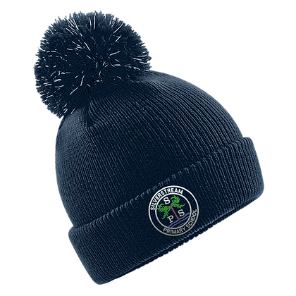 Silverstream Primary Kids Reflective Beanie