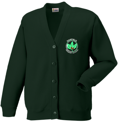 Oakfield Primary Cardigan
