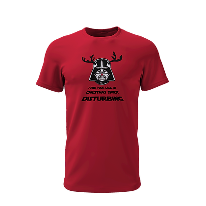 Darth Christmas Kids T-Shirt