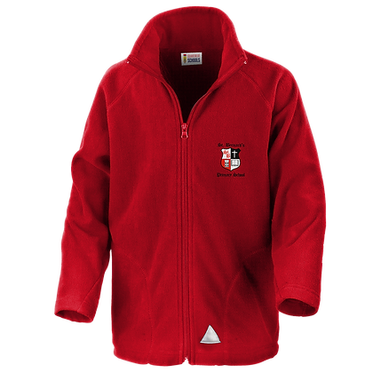 St Bernard's Primary Fleece