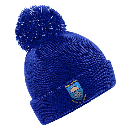 Sunnylands Primary Kids Reflective Beanie