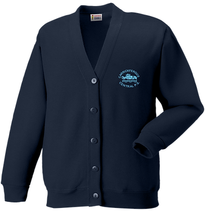 Carrickfergus Central Primary Cardigan