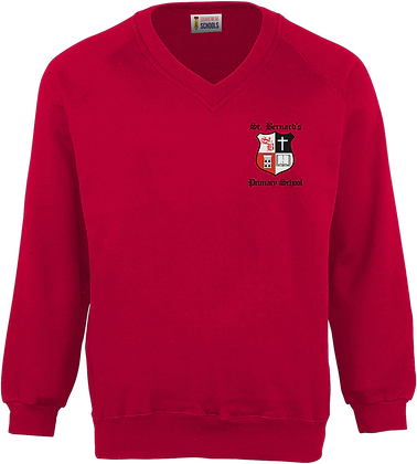 St Bernard's Primary School Sweatshirt