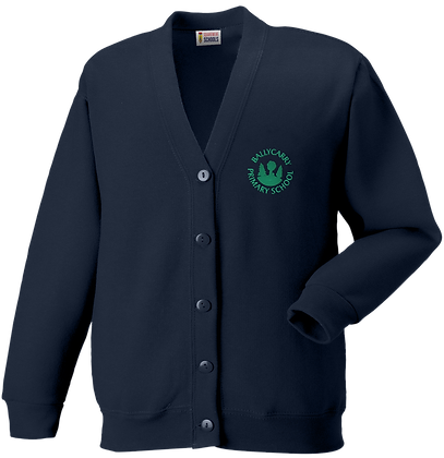 Ballycarry Primary Cardigan