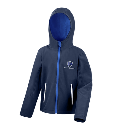Tor Bank School Hooded Soft-shell