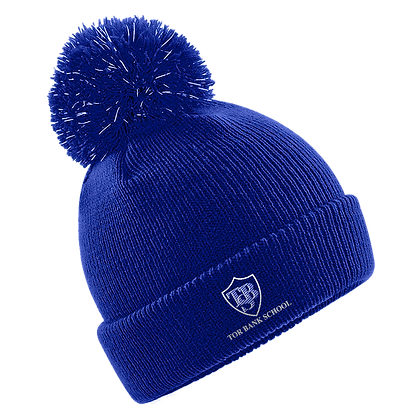 Tor Bank Primary Kids Reflective Beanie