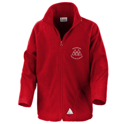 Woodburn Primary School Fleece