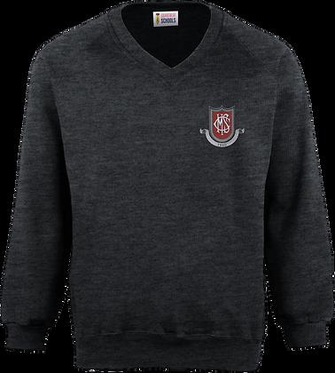 Carrickfergus Model Primary School Knitted Sweatshirt