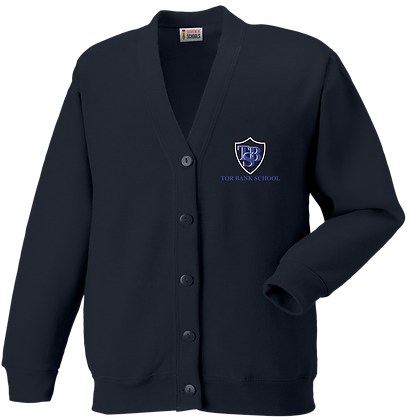 Tor Bank School Cardigan