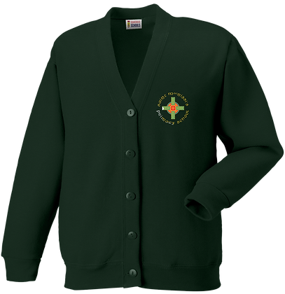 St Macnissis Primary Cardigan