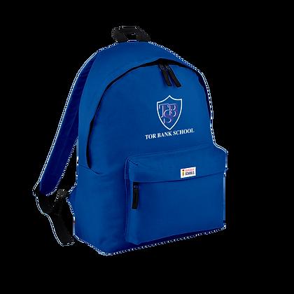 Tor Bank School Backpack