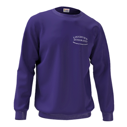 Loughview Integrated School Sweatshirt U-Neck