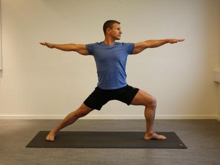 Yogalærer Greg Coyle