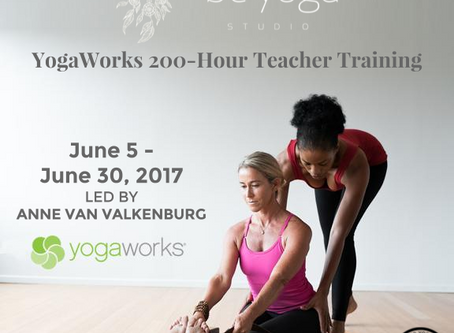 Yogaworks Teacher Training OSLO