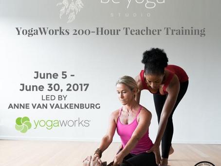 Yogaworks Teacher Training OSLO