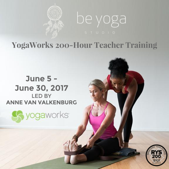 yogaworks oslo, teacher training oslo