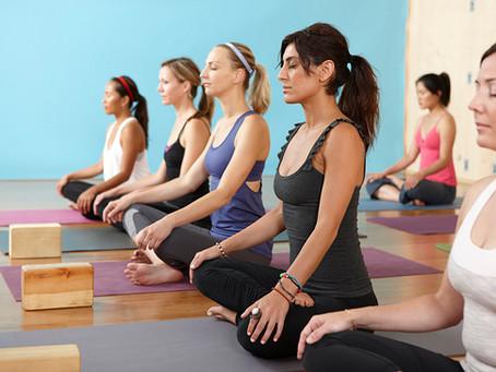 400,- kroner for 30 dager med yoga