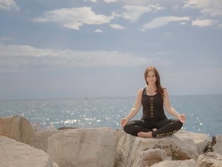Medi Yoga lærer Sunniva Ask Wilhelmsen