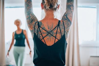 Be Core_styrke_lørenskog_yoga_oslo