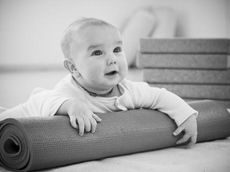 Barsel Yoga .... tid for deg og din baby <3