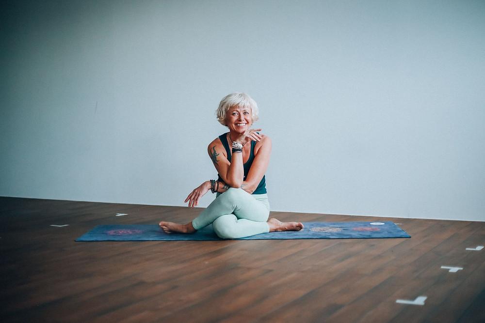 Yoga terapeutisk