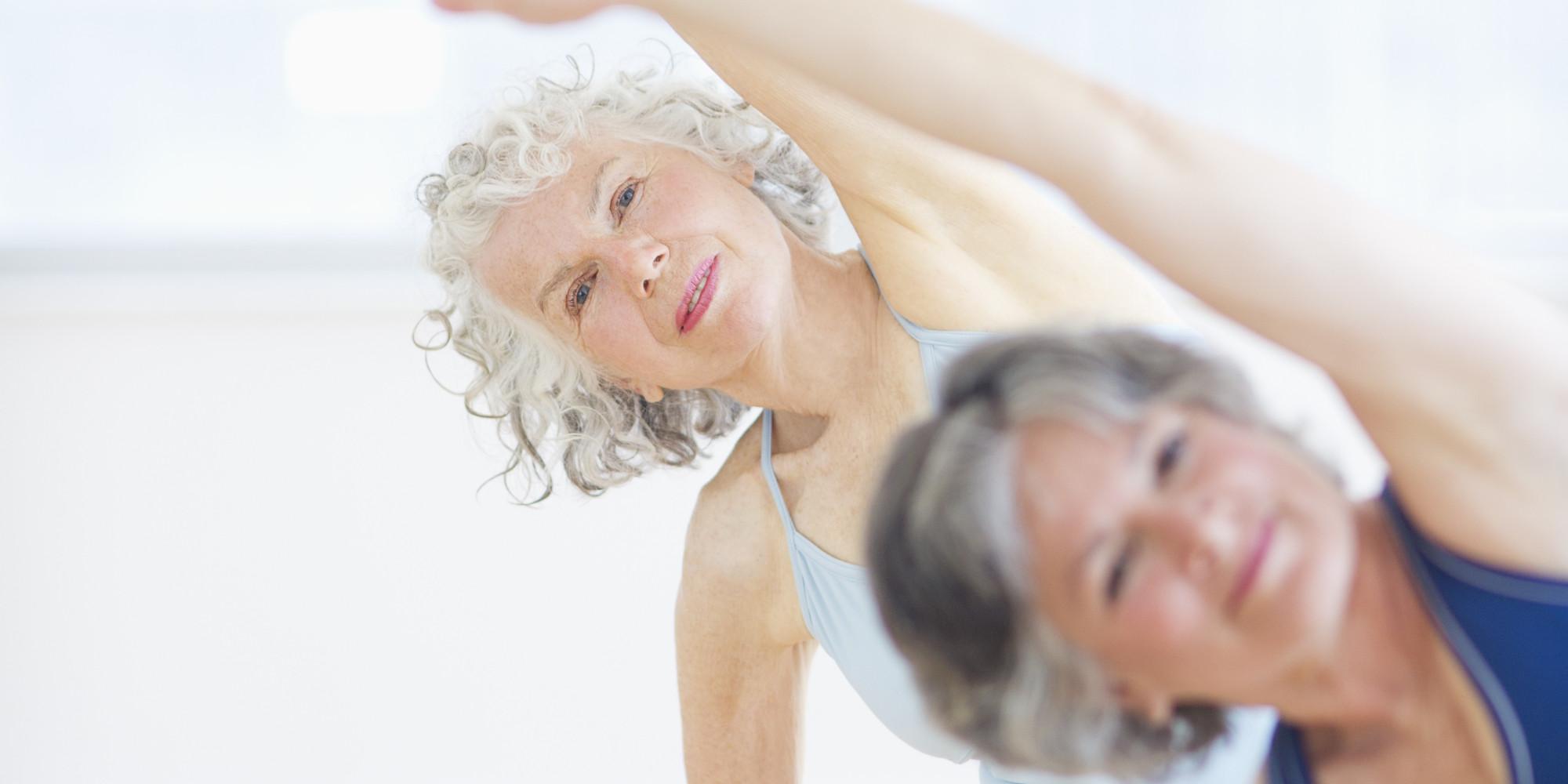 OLDER-PERSON-YOGA-BE YOGA STUDIO - Yoga for senior - yoga for eldre