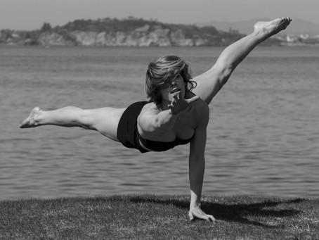 Yogalærer Tuva Selmer Olsen