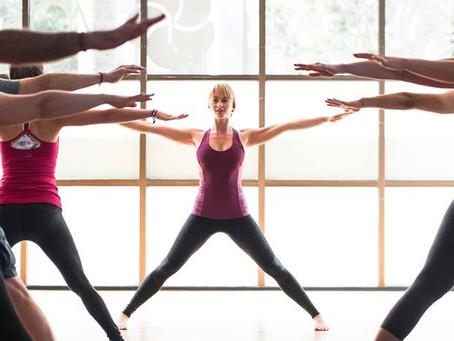 Yoga Nybegynner Kurs -be yoga ULLERN