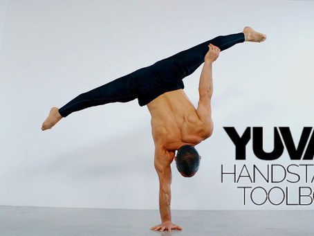 Handstand Workshop with Yuval Ayalon
