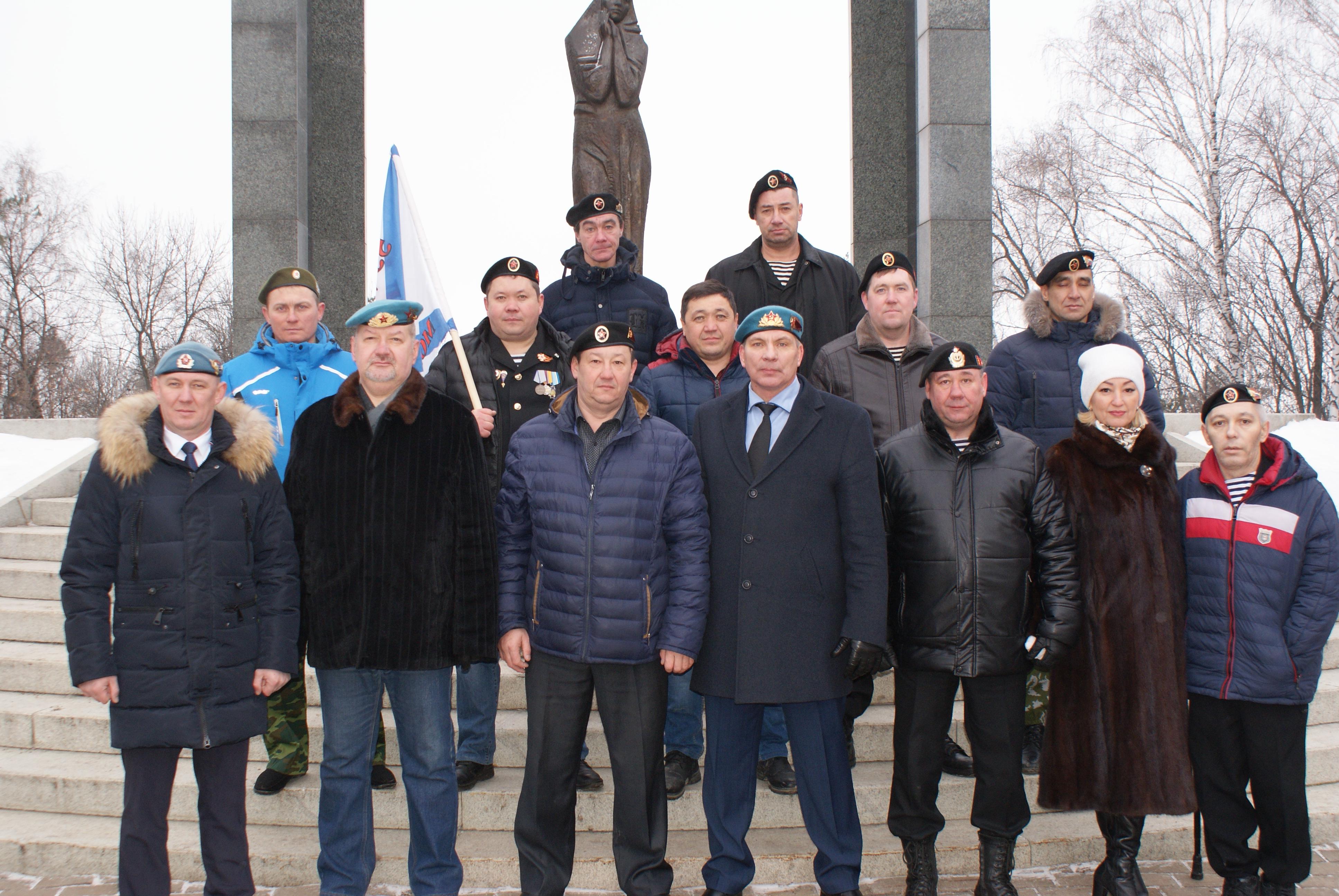 Памяти погибших на Северном Кавказе