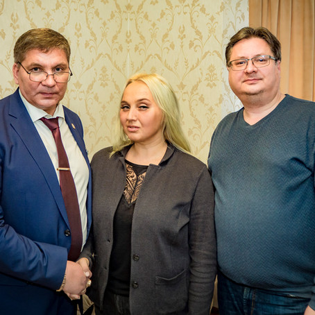Видеоролик с Дианой Демидовой
