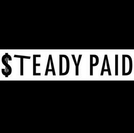 Steady Paid Clothing Main Logo