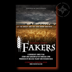 Fakers Movie Poster Design