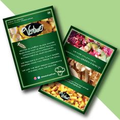 Ventre LLC Flyer Design