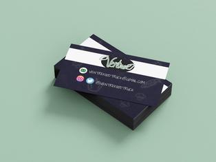 Ventre LLC Business Card Design