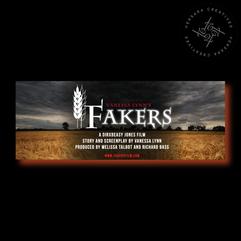 Fakers Movie Social Media Banner Design