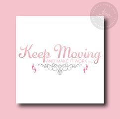 Keep Moving and Make It Work LLC Main Logo