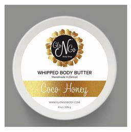 Glo N' Go Body Shop LLC Package Graphic Label Design