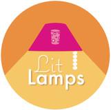 Lit Lamps LLC Submark Logo