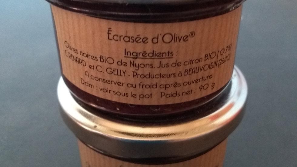 Ecrasée d'olives bio