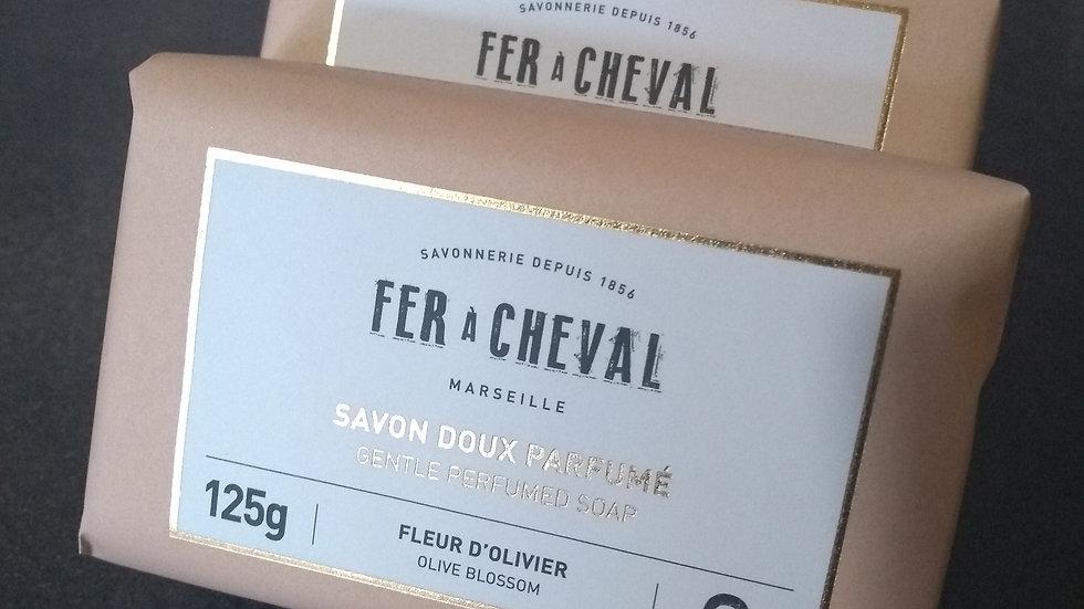 Savon parfumé Fleur d'Olivier